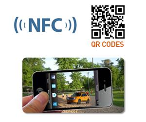 NFC QR