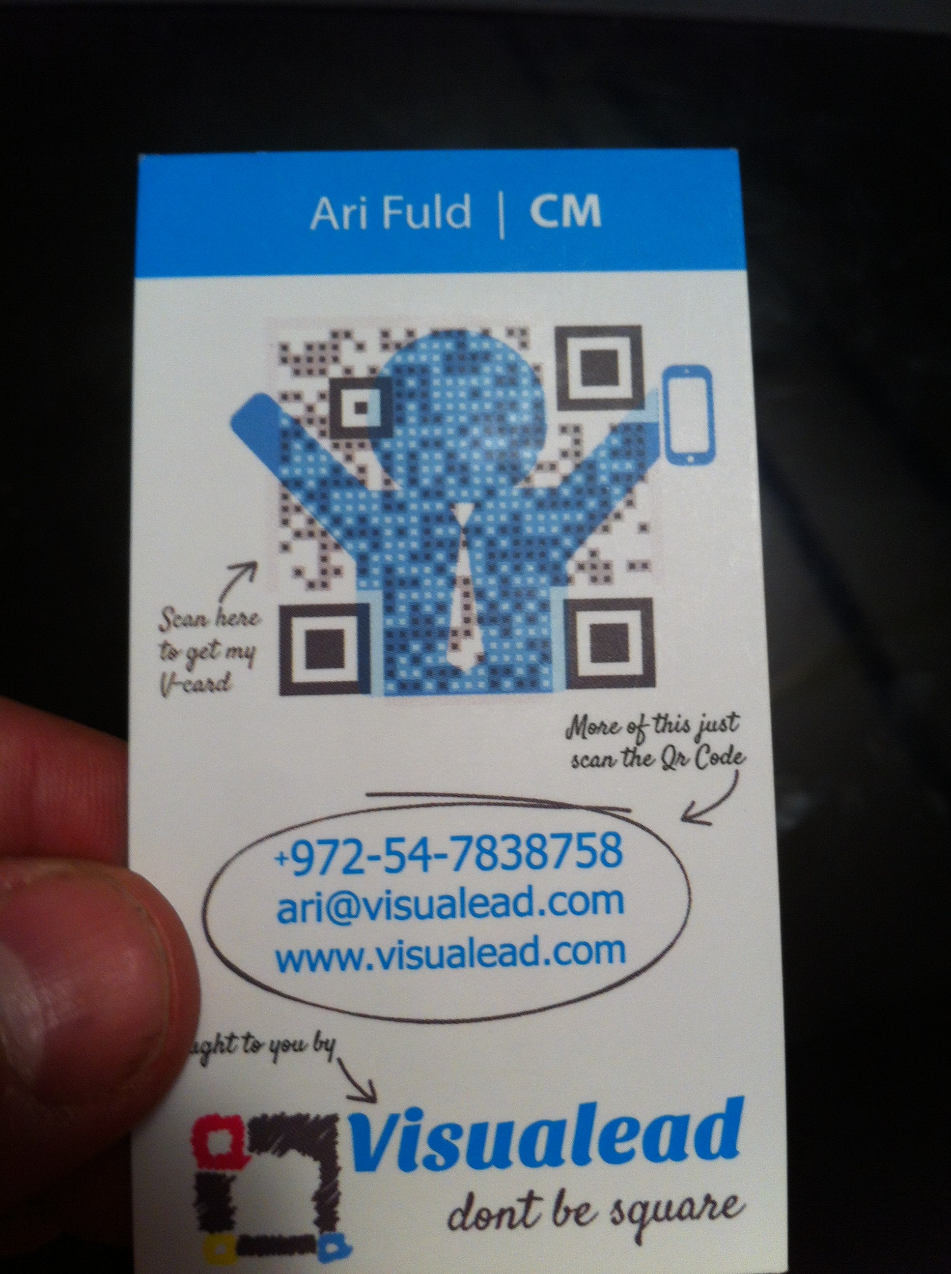 Pack These Visual QR Codes For Some Killer Networking At Any ...