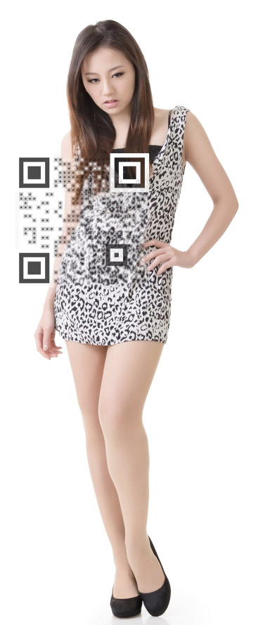 QR codes are hot in Asia!