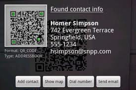 Best Android Barcode Scanner 2013