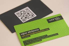 Qr code generator business card creating business qr codes qr code generator business card reheart Gallery