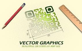 vector qr code