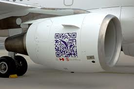 Airline QR Code