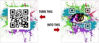QR code generator color