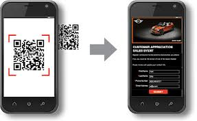 qr codes advertising