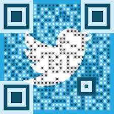 business card with qr codes