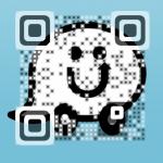 Waze QR Code